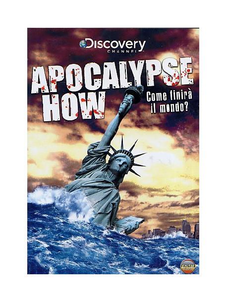 Apocalypse How (Dvd+Booklet)
