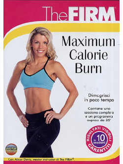 Firm (The) - Maximum Calorie Burn (Dvd+Booklet)