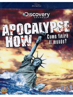 Apocalypse How (Blu-Ray+Booklet)