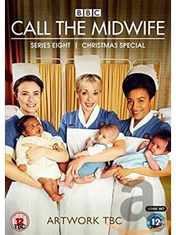 Call The Midwife S.8 (3 Dvd) [Edizione: Paesi Bassi]