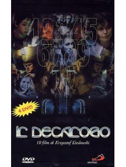 Decalogo (Il) (4 Dvd)