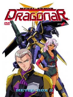 Metal Armor Dragonar - Memorial Box 02 (Eps 25-48) (4 Dvd)