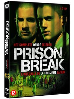 Prison Break: Season 3 (4 Dvd) [Edizione: Paesi Bassi]