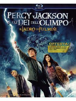 Percy Jackson E Gli Dei Dell'Olimpo - Il Ladro Di Fulmini (Blu-Ray+Dvd)