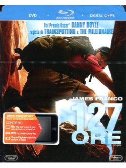127 Ore (Blu-Ray+Dvd+Digital Copy)