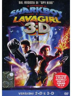Avventure Di Sharkboy E Lavagirl (Le) (3-D Edition)