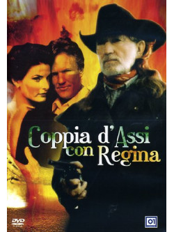 Coppia D'Assi Con Regina