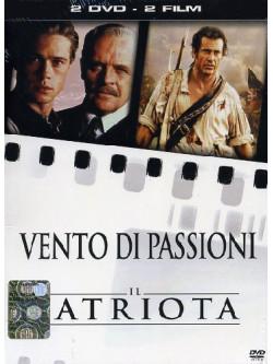 Vento Di Passioni / Il Patriota (2 Dvd)