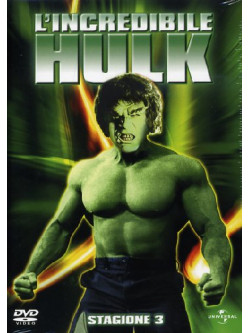 Incredibile Hulk (L') - Stagione 03 (6 Dvd)