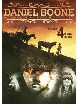 Daniel Boone Collection (4 Dvd) [Edizione: Paesi Bassi]