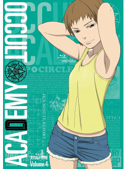 Animation - Occult Academy Volume.4 (2 Blu-Ray) [Edizione: Giappone]