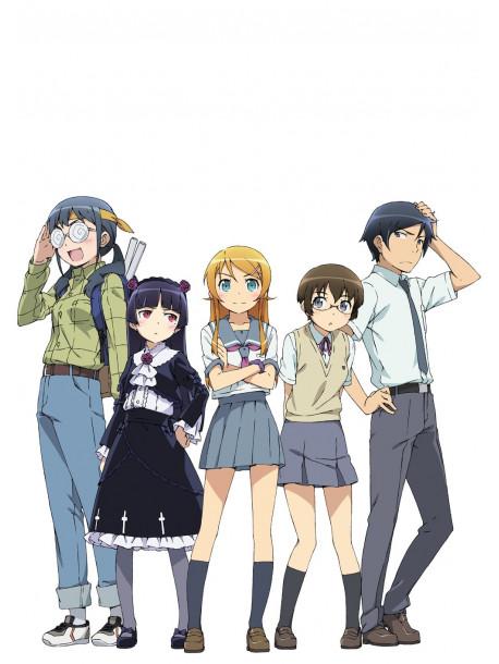 Animation - Ore No Imouto Ga Konnani Kawaii 5 (2 Dvd) [Edizione: Giappone]