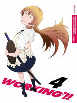 Animation - Working'!! 4 (2 Blu-Ray) [Edizione: Giappone]