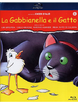 Gabbianella E Il Gatto (La)