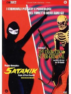 Satanik / The Diabolikal Super-Kriminal (2 Dvd)