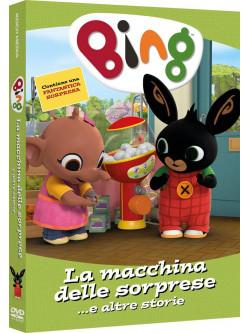 Bing - La Macchina Delle Sorprese