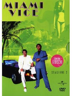Miami Vice - Stagione 02 (6 Dvd)