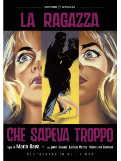 Ragazza Che Sapeva Troppo (La) (Restaurato In Hd) (2 Dvd)