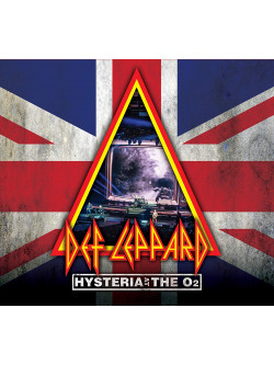 Def Leppard - Hysteria At The O2 (3 Blu-Ray)