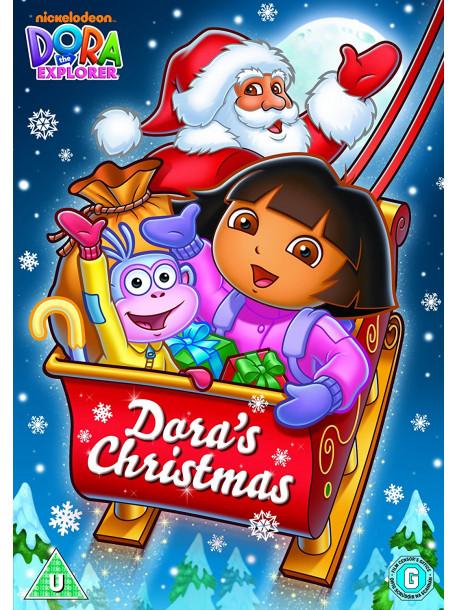 Dora The Explorer: Dora's Christmas [Edizione: Regno Unito]