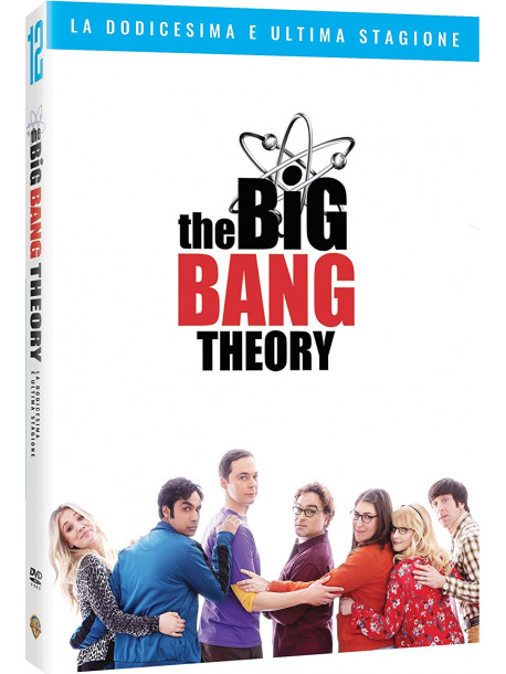 Big Bang Theory (The) - Stagione 12 (3 Dvd)