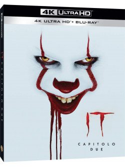 It Capitolo Due (Blu-Ray 4K Ultra HD+Blu-Ray)