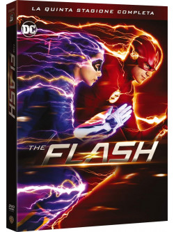 Flash (The) - Stagione 05 (5 Dvd)