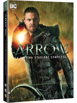 Arrow - Stagione 07 (5 Dvd)