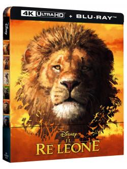 Re Leone (Il) (Live Action) (Steelbook) (Blu-Ray 4K Ultra HD+Blu-Ray)