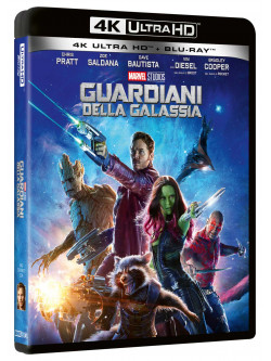 Guardiani Della Galassia (Blu-Ray 4K Ultra HD+Blu-Ray)