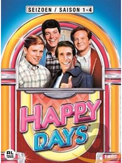 Happy Days Season 1-4 (14 Dvd) [Edizione: Paesi Bassi]