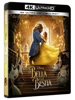 Bella E La Bestia (La) - Live Action (Blu-Ray 4K Ultra HD+Blu-Ray)