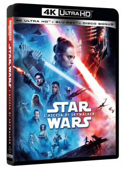 Star Wars - Episodio IX - L'Ascesa Di Skywalker (Blu-Ray 4K Ultra HD+2 Blu-Ray)