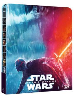 Star Wars - Episodio IX - L'Ascesa Di Skywalker (Blu-Ray 3D+2 Blu-Ray) (Ltd Steelbook)