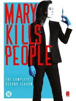Mary Kills People S2 (2 Dvd) [Edizione: Paesi Bassi]