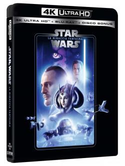 Star Wars - Episodio I - La Minaccia Fantasma (Blu-Ray 4K Ultra HD+2 Blu-Ray)