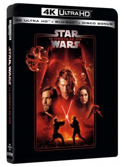 Star Wars - Episodio III - La Vendetta Dei Sith (Blu-Ray 4K Ultra HD+2 Blu-Ray)