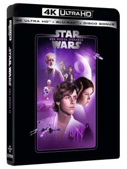 Star Wars - Episodio IV - Una Nuova Speranza (Blu-Ray 4K Ultra HD+2 Blu-Ray)