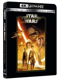 Star Wars - Episodio VII - Il Risveglio Della Forza (Blu-Ray 4K Ultra HD+2 Blu-Ray)