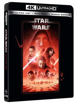 Star Wars - Episodio VIII - Gli Ultimi Jedi (Blu-Ray 4K Ultra HD+2 Blu-Ray)