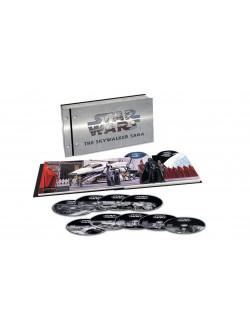 Star Wars - Movie Collection I-IX (Ltd) (9 Blu-Ray 4K Ultra HD+18 Blu-Ray)