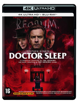 Doctor Sleep -4K-(2 Bu-Ray) [Edizione: Paesi Bassi]