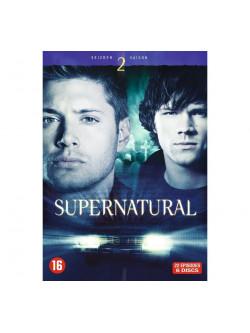 Supernatural Season 2 (6 Dvd) [Edizione: Paesi Bassi]