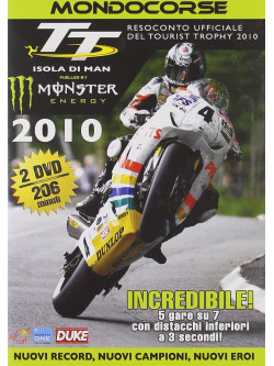 Tourist Trophy 2010 (2 Dvd+Booklet)