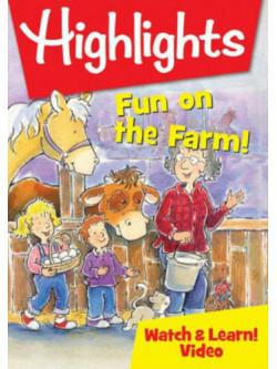 Highlights Watch & Learn: Fun On The Farm [Edizione: Stati Uniti]