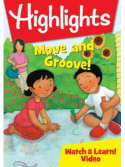 Highlights Watch & Learn: Move And Groove [Edizione: Stati Uniti]