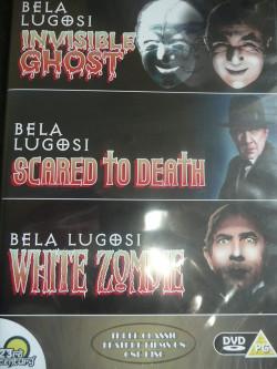 Silver Screen Classics Bela Lugosi [Edizione: Regno Unito]