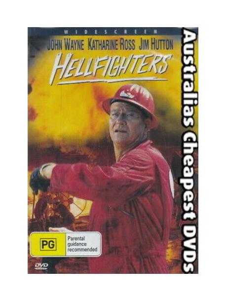 Hellfighters [Edizione: Stati Uniti]