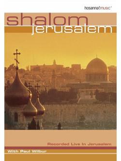 Paul Wilbur - Shalom Jerusalem [Edizione: Stati Uniti]