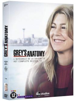 Grey'S Anatomy Season 15 (6 Dvd) [Edizione: Paesi Bassi]